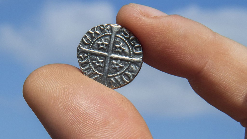 aincient coin