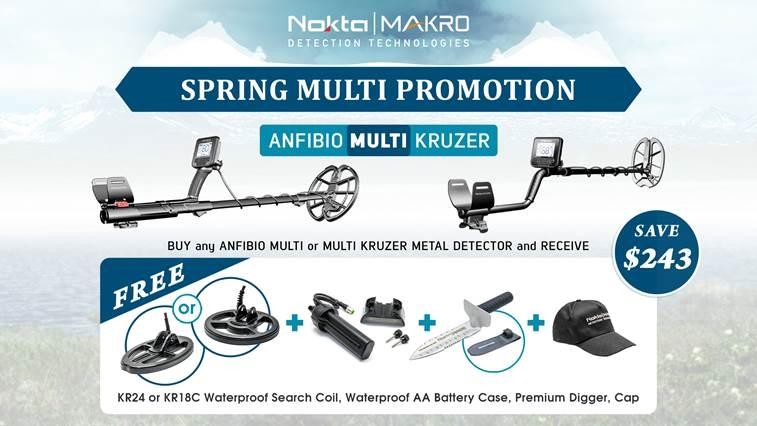 Nokta Makro SPRING MULTI PROMOTION