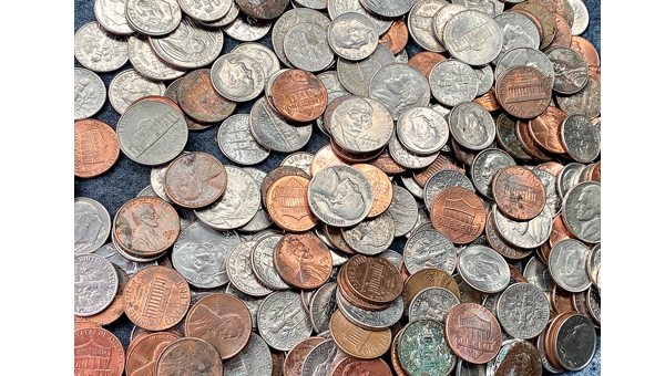 US Coin Shortage and Metal Detecting